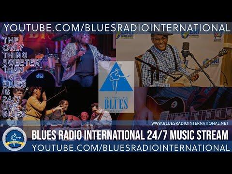 Blues Radio International 24/7 Music Stream