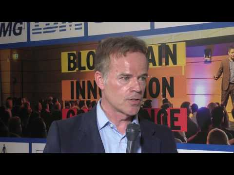 Frans Kempen (IBM): 'All cars stored on the Blockchain' | Interview BIC18