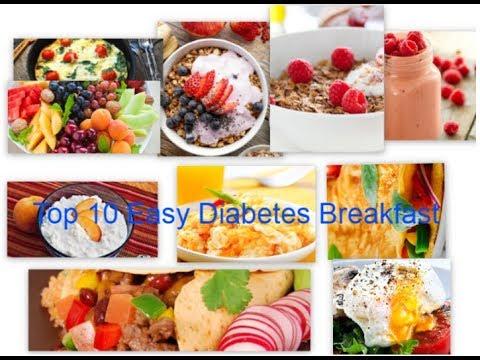 Top 10 Easy Diabetes Breakfast Menu Ideas For Diabetics