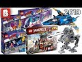 Compilation of ALL LEGO 2019 SET PICTURES so far! | LEGO News