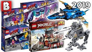 Compilation Of All Lego 2019 Set Pictures So Far!   Lego News
