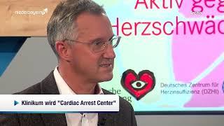 Klinikum Straubing nun Cardiac Arrest Center (CAC)