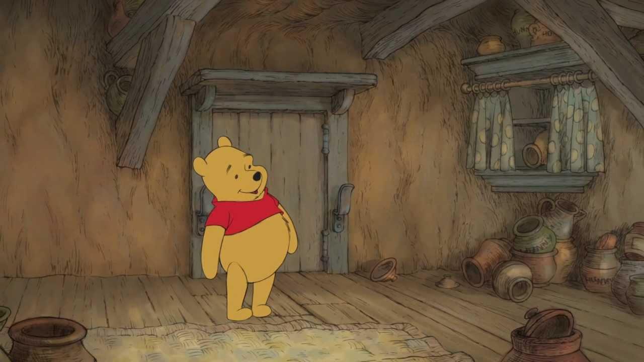 Winnie the Pooh Thotful Spot - Adventure