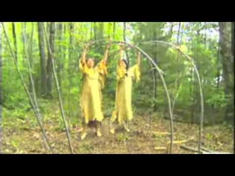 Woodland Indian Culture Video by Michele Paguaga