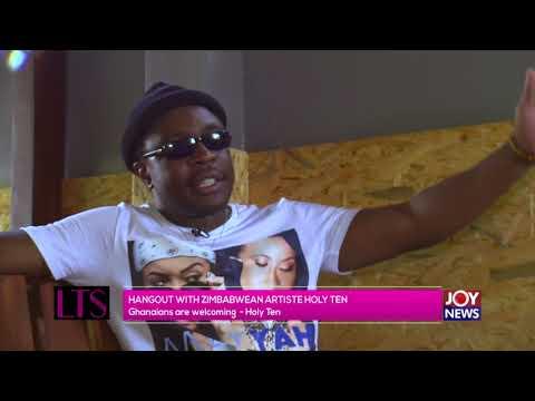 Lets Talk Showbiz with Doreen Avio on Joy News (10-9-21)