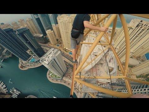 PureX Dubai // RAW1 - Dźwig