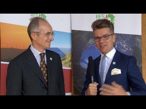 RES4AFRICA: Cooperation between Africa and EU towards sustainability - Sergio Mercuri