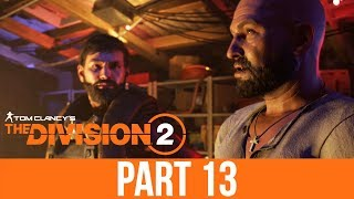 THE DIVISION 2 Gameplay Walkthrough Part 13 - POTOMAC EVENT CENTER (Full Game) thumbnail