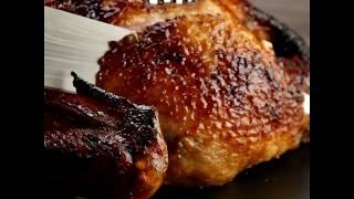 Рецепты НаБазар: Утка глазированная соусом хойсин