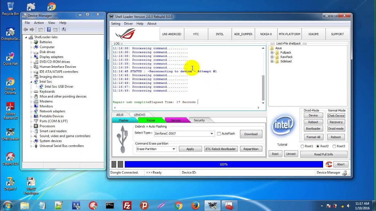 ISOC USB CLOVERVIEW DRIVERS WINDOWS XP