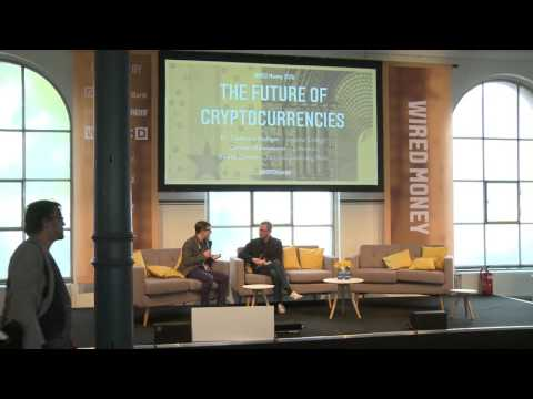WIRED & Gründerszene Money Conference 2016 - Future of cryptocurrencies