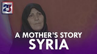 A Mother's Story in Syria - Ramadan 2018 - Islamic Relief USA