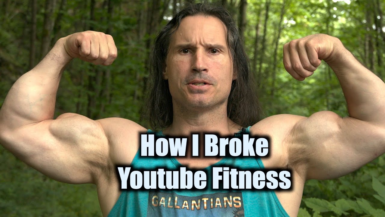 How I Broke Youtube Fitness and My Father's Best Lifts
