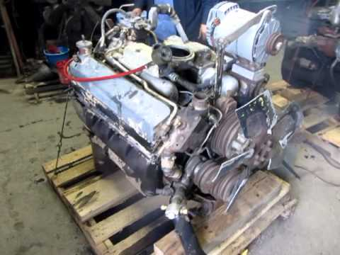 Cummins V504  YouTube
