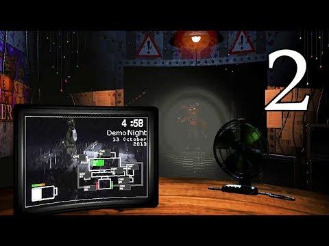 FNAF 2 Classic Remake Demo