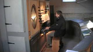 """J.S.Bach: """"Orgelbüchlein"""" BWV 601 """"Herr Christ, der ein´ge Gottessohn"""""""