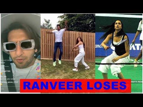 Deepika Padukone beats husband Ranveer Singh in badminton Mp3