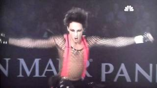 Johnny Weir - Bad Romance - Fashion on Ice 2011