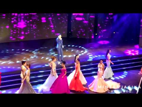 Miss Manila 2017 - Let Me Love You - James Reid