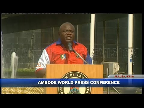 APC Lagos Primary: My Opponent Unfit For Office, Ambode Talks Tough Pt 2