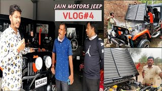 MODIFIED JEEPS READY FOR NAGOUR ( RAJASTHAN )..JAIN MOTORS JEEP@8199061161