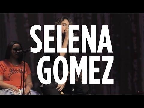 Selena Gomez —