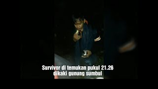 Download Video VIDEO AMATIR PENCARIAN SURVIVOR YANG SEMPAT HILANG DI GUNUNG SALAK MP3 3GP MP4
