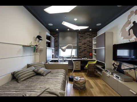 Черный потолок в интерьере (фото подборка)