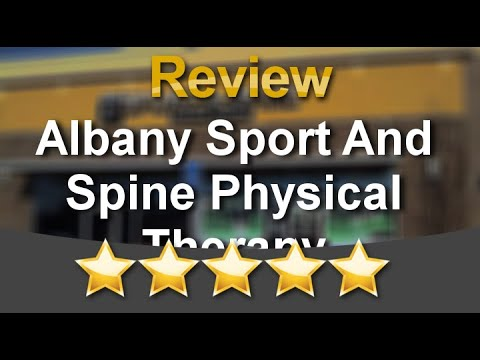 Albany Sport And Spine Physical Therapy Impressive Five Star Review by Charles G