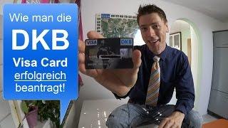 DKB Konto eröffnen und wie man erfolgreich die DKB Visa Card beantragt :)
