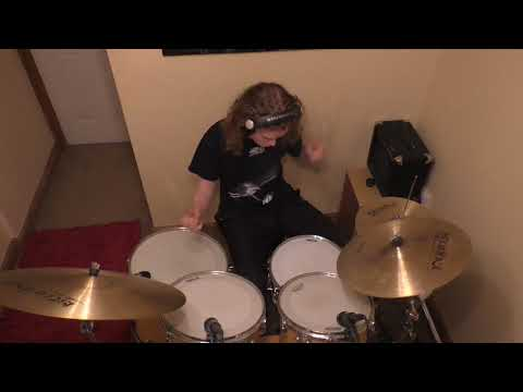 Post Rome - G.O.D drum cover