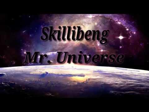 Download Skillibeng Mr. Universe (Visual Lyrics)