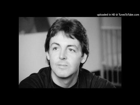 Paul McCartney talks to Tony Prince - Radio Luxembourg - 14th July 1980