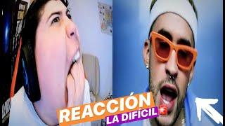 (REACCIÓN) La Difícil - Bad Bunny (Video Oficial ) | YHLQMDLG.mp3