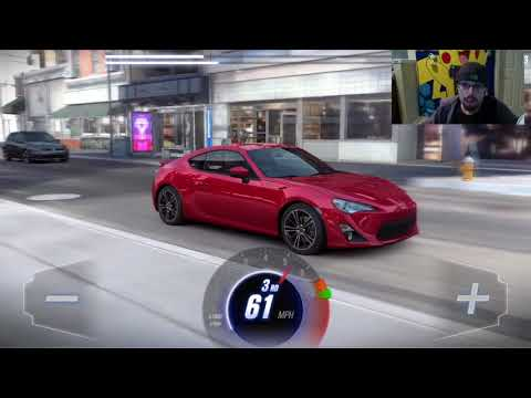 Lets Play CSR2 Racing W/Sologamer5000 Episode#1 (Getting My First Ride)