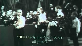 Stalin Сталин и пионеры Большой театр Мао Mao Pioneers Bolshoi