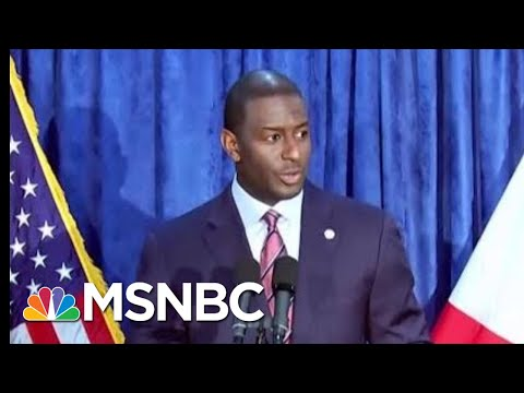 Gillum Lawyer: 'These Are Not Fraud Problems, They're Problems With The System' | MTP Daily | MSNBC