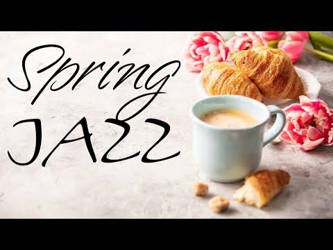 Relaxing Spring JAZZ - Amazing Instrumental Piano JAZZ Music & Good Mood
