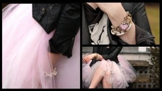 Outfit Post: The Platform Beautycon Contest and DIY Tutu! Thumbnail