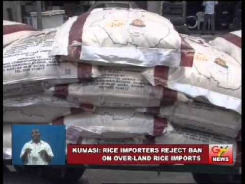Rice Importers And Sellers Kick Against Directive By Ministry Of Trade And  Industry