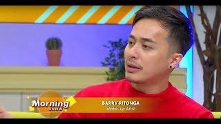 MORNING SHOW   Tips Makeup Dari Barry Ritonga (02/04/19)