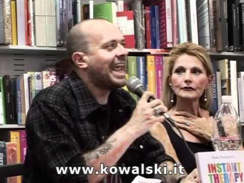 """Max Pezzali, Paola Vinciguerra, Daniela Belotti: """"Instant therapy"""""""
