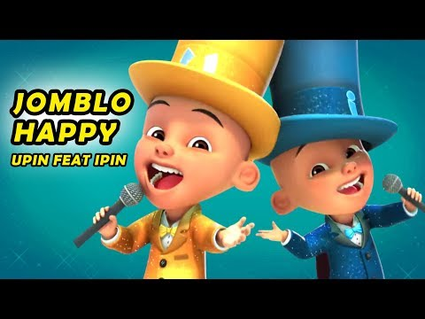Lagu Jomblo Happy versi Upin Ipin