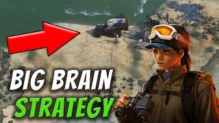 Civilization 6 Red Death - Big Brain Strategy (ft. PotatoMcWhiskey, Draegast, IcyCaress)