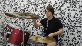 Звери - Районы-кварталы (drum cover)