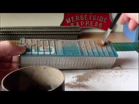Quick &  Easy Model Rail Weathering POWDERS