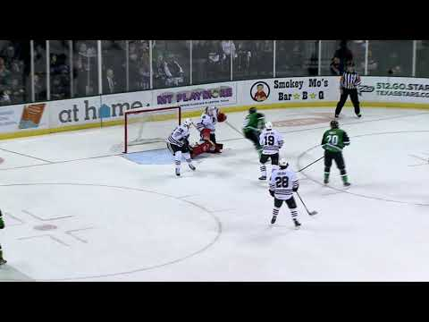 Game Highlights Texas Stars vs Rockford Icehogs Western Conference Final game 1 2018/05/18