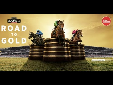 Bulmers 'Road to Gold' Roadshow | HIGHLIGHTS | Cheltenham Festival Preview and Tips