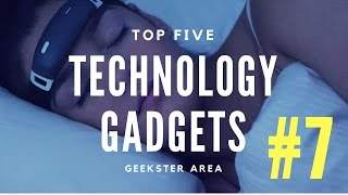 Top 5 NEW BEST FUTURE TECHNOLOGY THINGS INVENTIONS You Never Knew EXISTED!