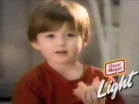 Oscar Mayer Light commercial - 1990